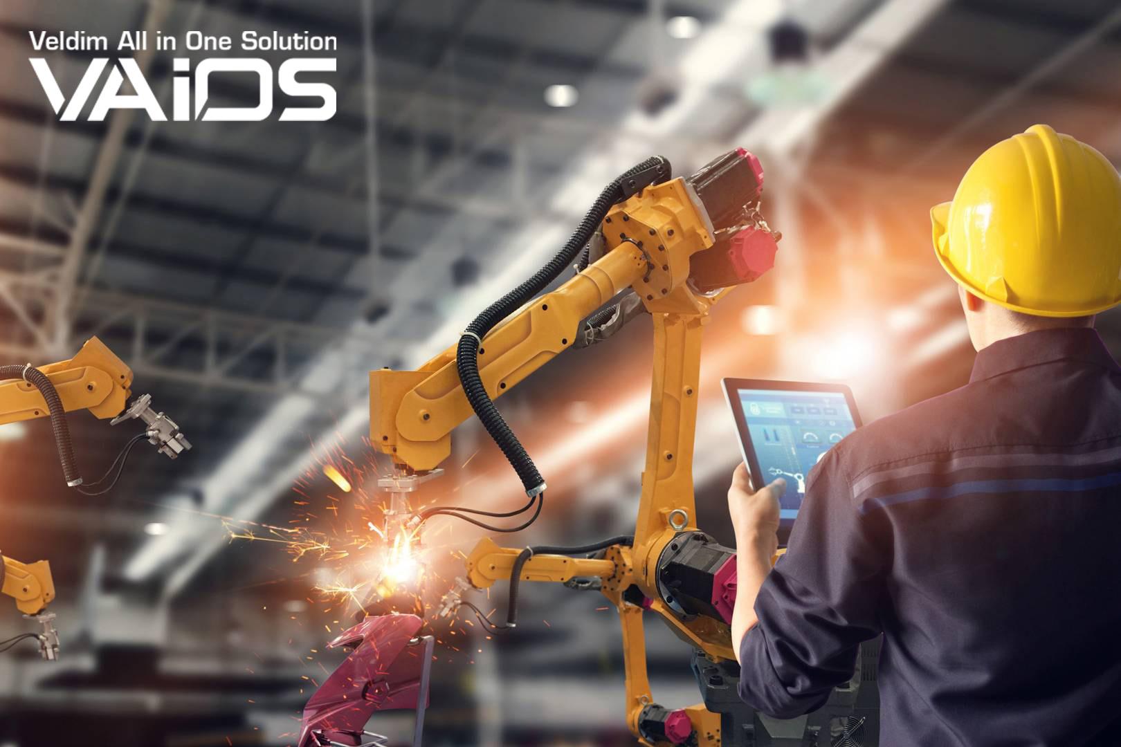 Индустриална автоматизация