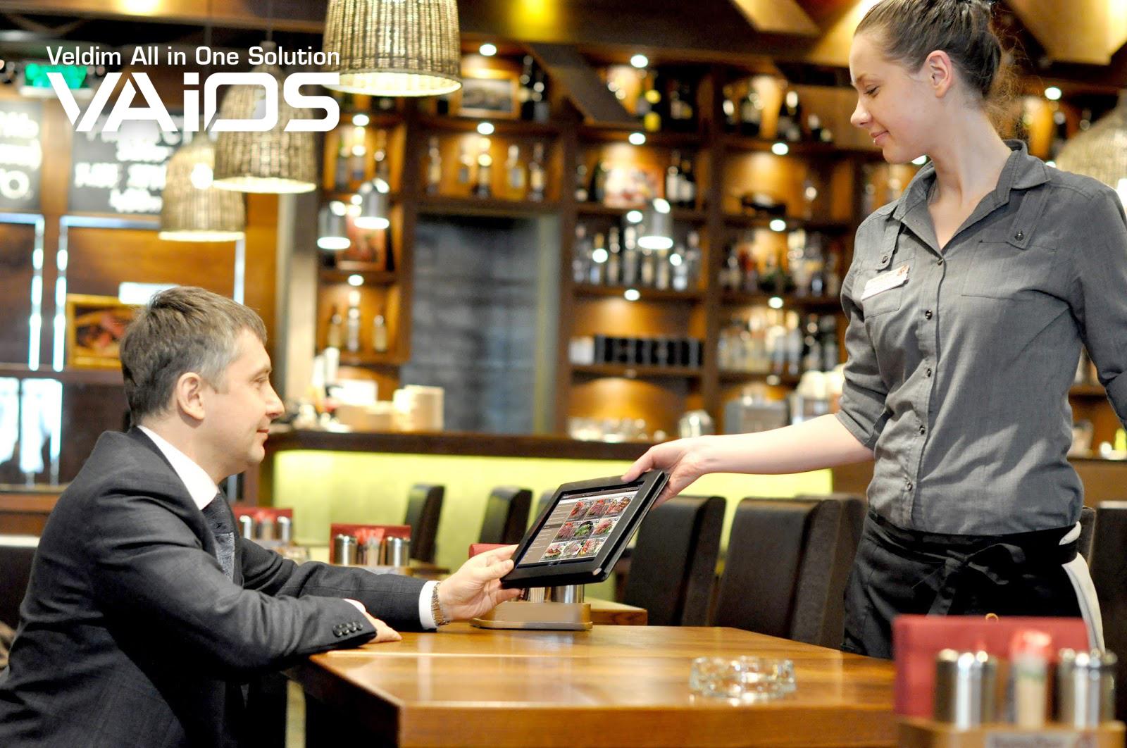 системата за управление на ресторанти