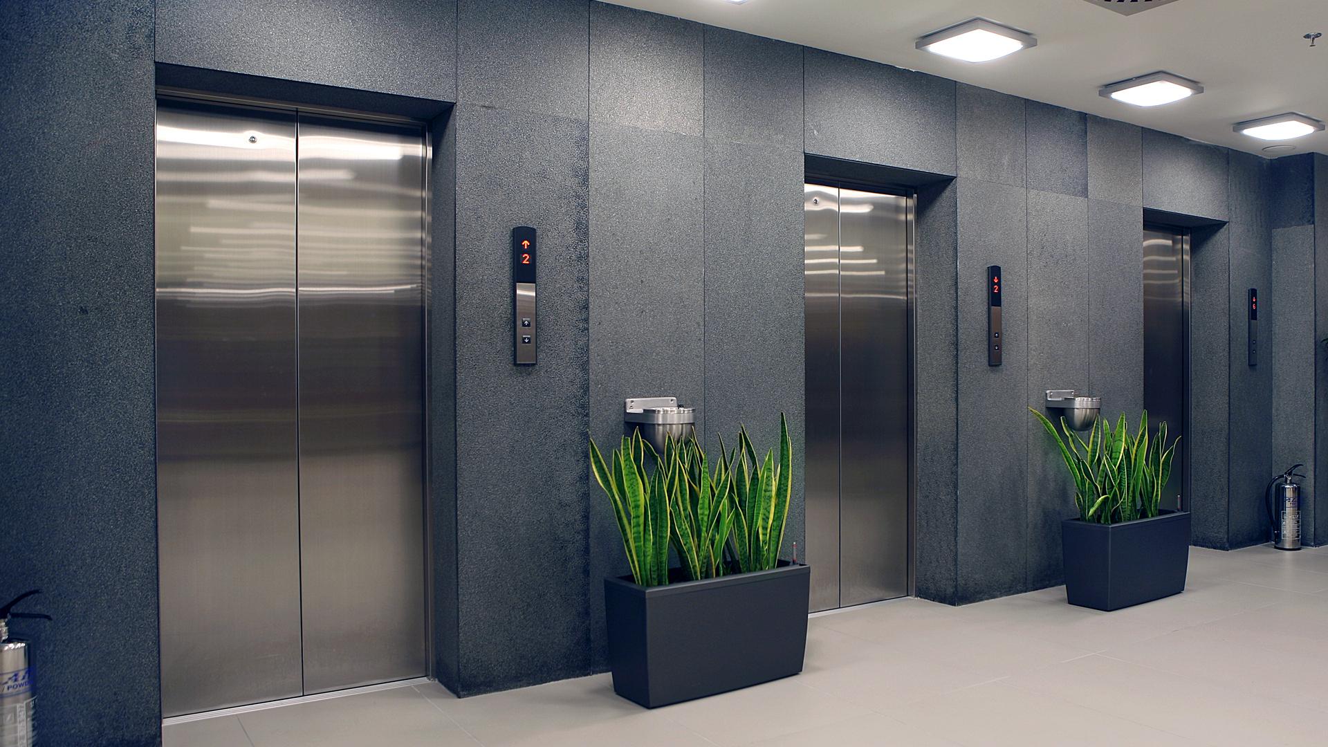 контрол на достъп за асансьори